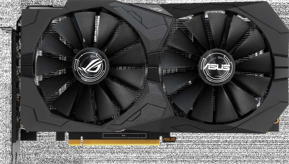 Видеокарта Asus GeForce GTX 1650 ROG St…