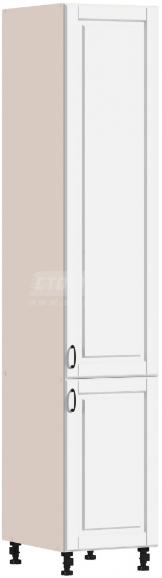Пенал Столплит Регина 331-345-345-5399 белый матовый 45x237x56 см