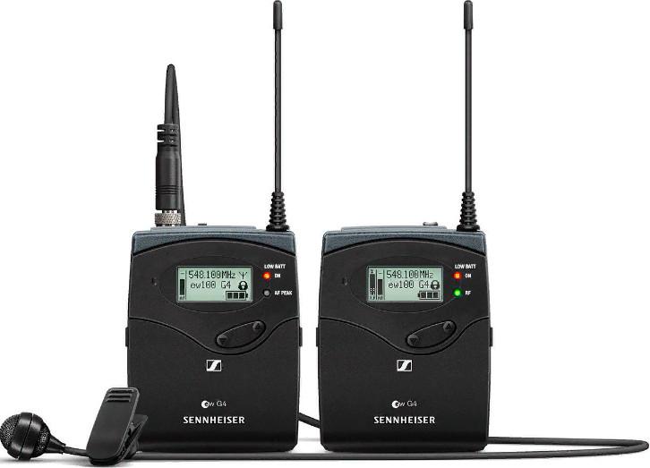Аналоговая радиосистема Sennheiser EW 1…