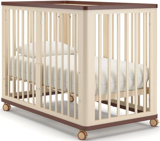 Кроватка Nuovita Ferrara слоновая кость
