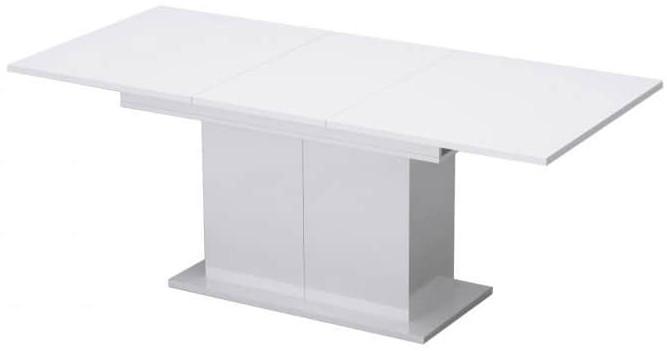 Кухонный стол Интердизайн 60.212 белый/белый 760x2000x900 см