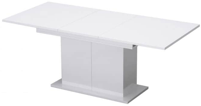 Кухонный стол Интердизайн 60.212 белый/…