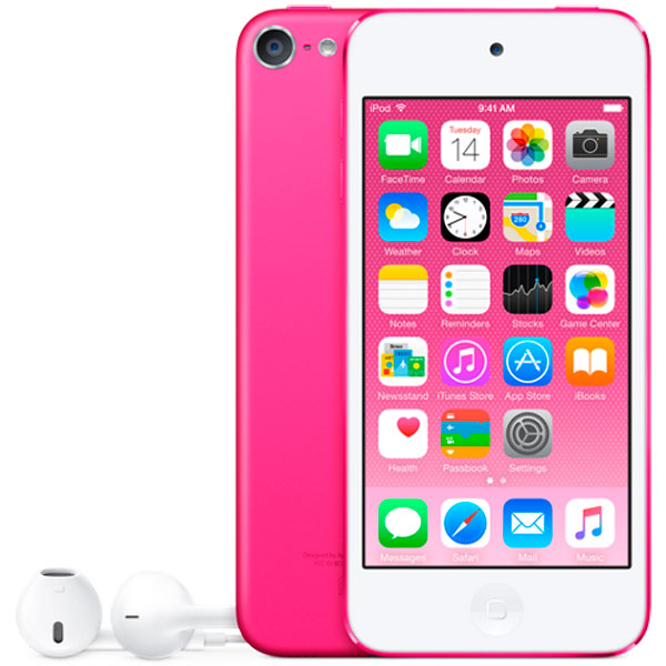 Mp3 плеер Apple iPod Touch 128Gb Pink