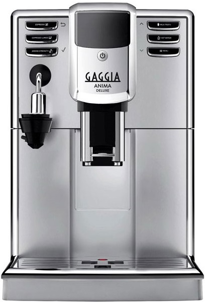 Кофемашина Gaggia Anima Deluxe Silver