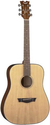 Акустическая гитара Dean AX PDY GN PK