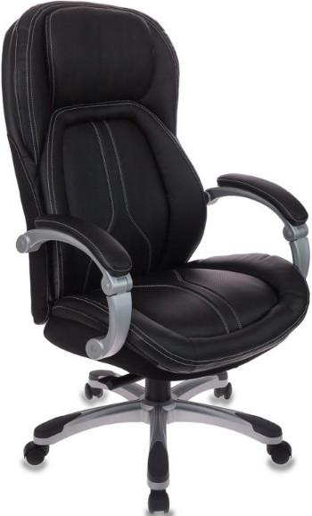 Кресло руководителя Бюрократ T-9919/BLA…