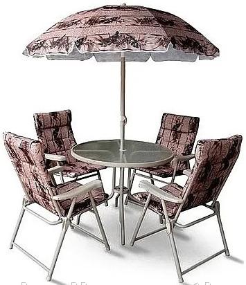 Комплект мебели Афина-Мебель DS-109 разноцветный