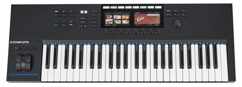 Миди-клавиатура Native Instruments Komplete Kontrol S49 MK2