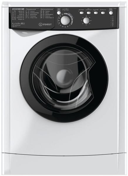 Стиральная машина Indesit EWSB 5085 BK …