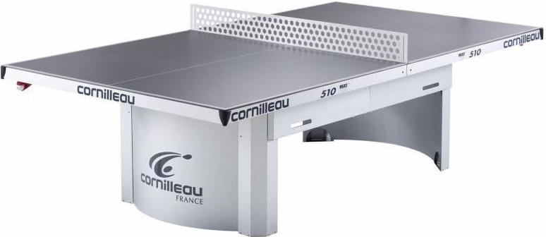 Теннисный стол Cornilleau Pro 510 Outdoor Grey