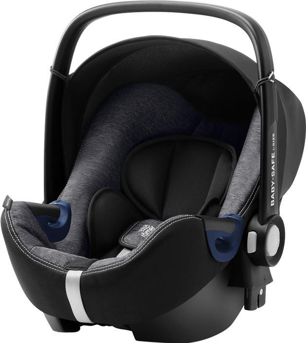 Автокресло Britax Roemer Baby-Safe2 i-Size Graphite Marble (0-13 кг)