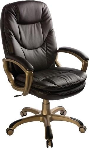 Кресло руководителя Бюрократ CH-868YAXSN/COFFEE темно-коричневый