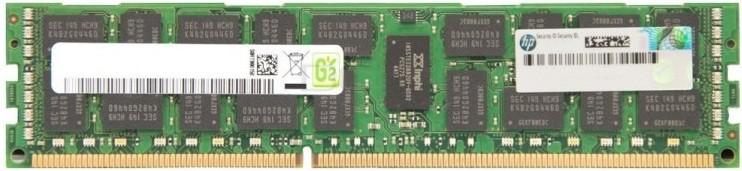 Память HP Enterprise for HP servers  DIMM DDR4 1x8GB 2400MHz