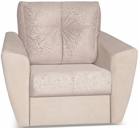 Кресло Цвет Диванов Амстердам Next серо-бежевый 104x90x76 см