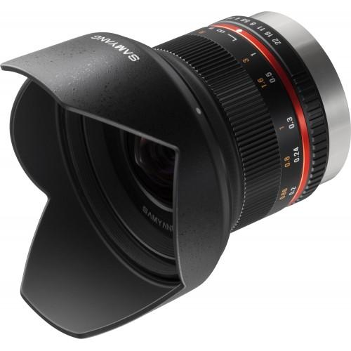 Объектив Samyang MF 12mm f/2.0 ED AS NC…