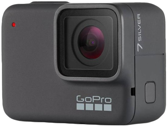 Экшен-камера GoPro Hero7 Silver Edition