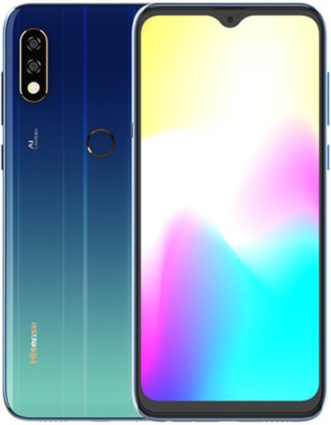 Смартфон Hisense H30 LTE 4Gb 128Gb Blue
