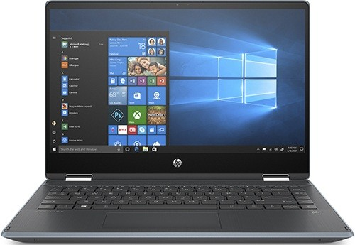 Ноутбук HP Pavilion x360 14-dh0012ur 14…