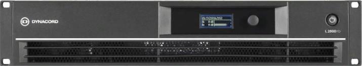 Усилитель мощности Dynacord L3600FD