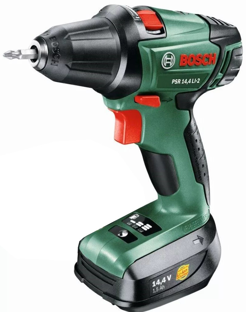 Дрель Bosch 060397340P (2 АКБ)