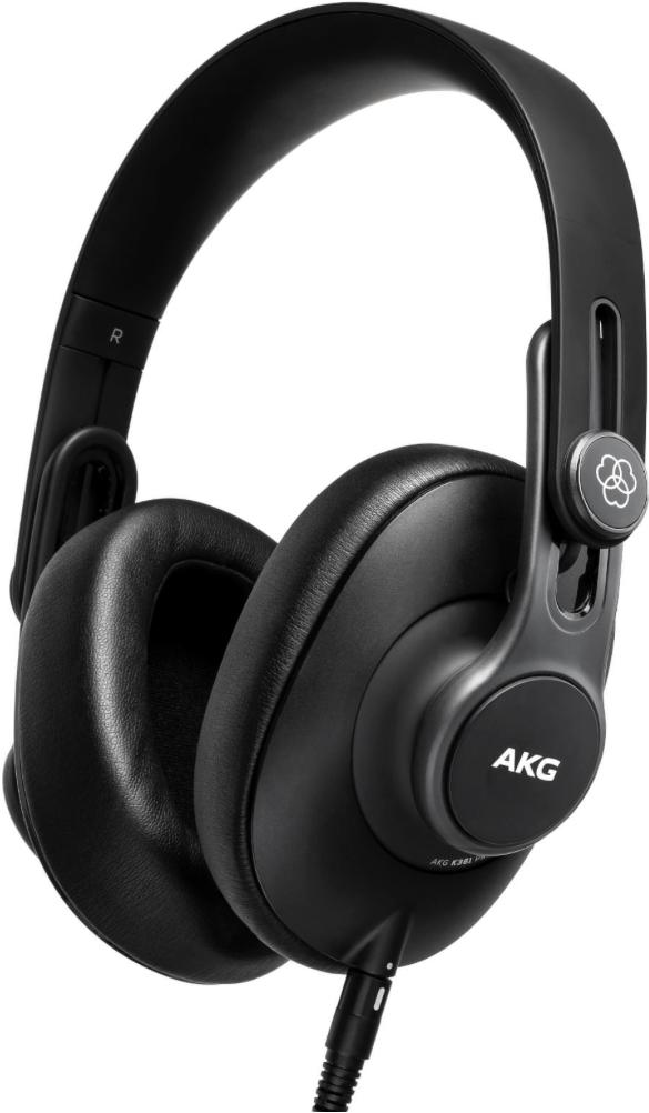 Наушники AKG K361 Black