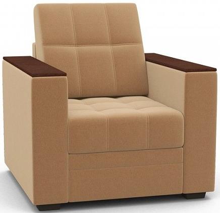 Кресло-кровать Цвет Диванов Атланта Next медовый 108x90x94 см