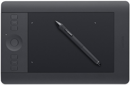 Графический планшет Wacom Intous Pro S