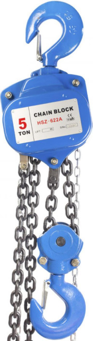 Таль цепная TOR ТРШ 5,0 ТХ3 М (тип 622-A)