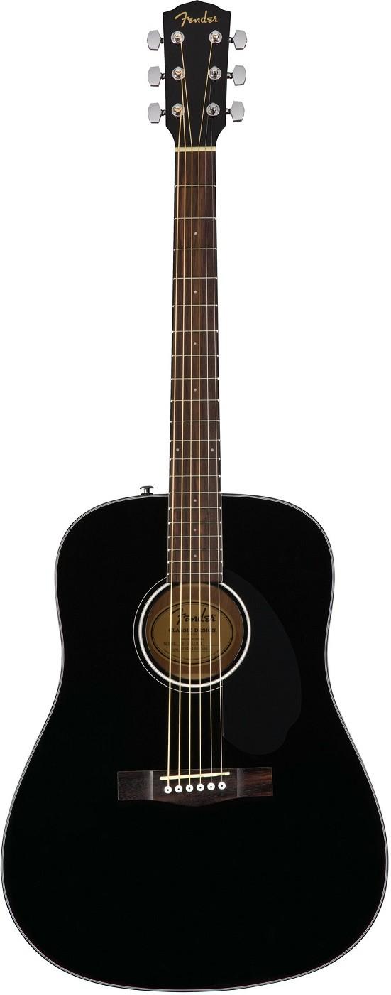 Акустическая гитара Fender CC-60S Conce…