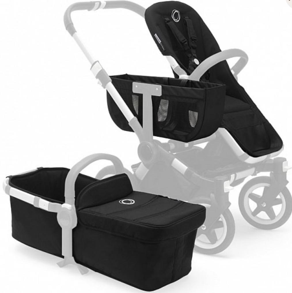 Комплект для коляски Bugaboo 180117ZW01 Black