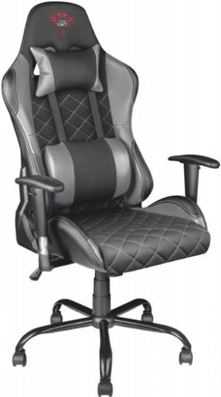 Игровое кресло Trust GXT 707B Resto сер…