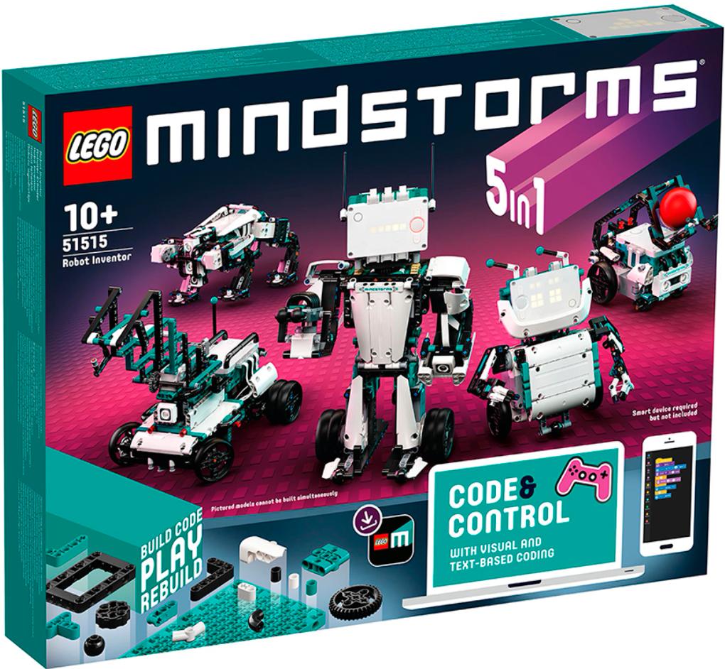 Конструктор Lego Mindstorms Робот-изобретатель