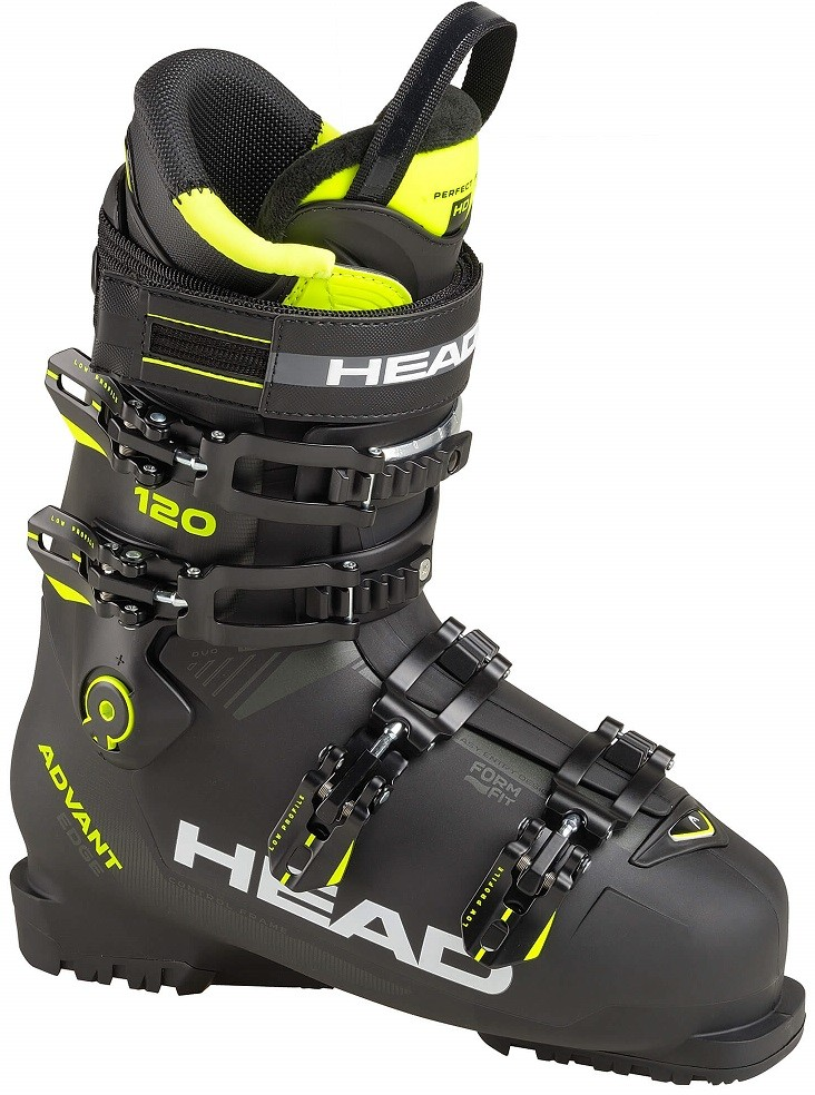 Ботинки Head Advant Edge 120 (2019/2020) Anthracite/Black 26.5 см