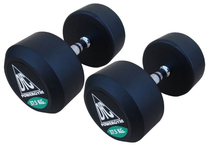 DFC Powergym DB002-37.5 пара по 37,5 кг