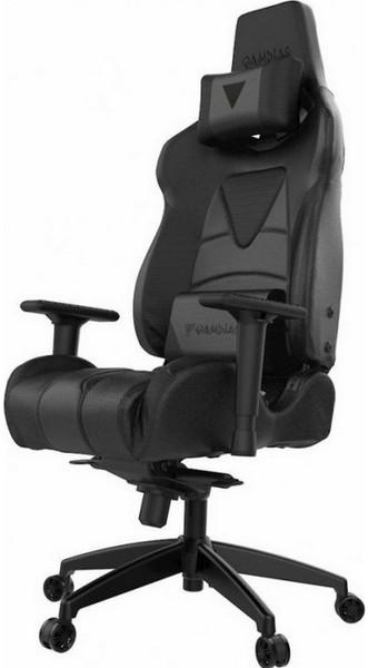 Игровое кресло Gamdias Hercules M1 L черный