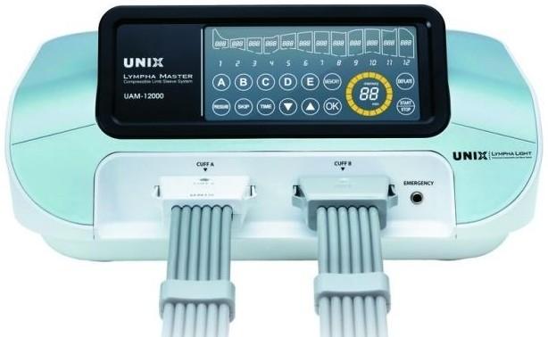 Аппарат для прессотерапии Unix Lympha Master