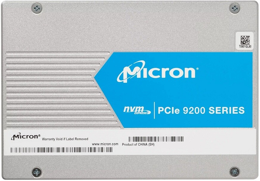 "SSD-накопитель Crucial Micron 9200MAX 3.2Tb/SSD/2.5"""