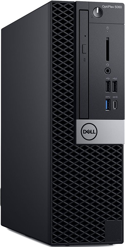 Dell OptiPlex 5060 3,2GHz/8Gb/256GbSSD/W10 Black