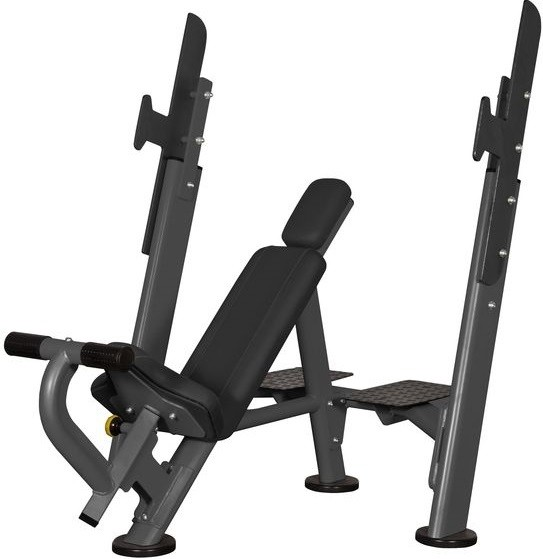 Скамья со стойками Spirit Fitness AFB101