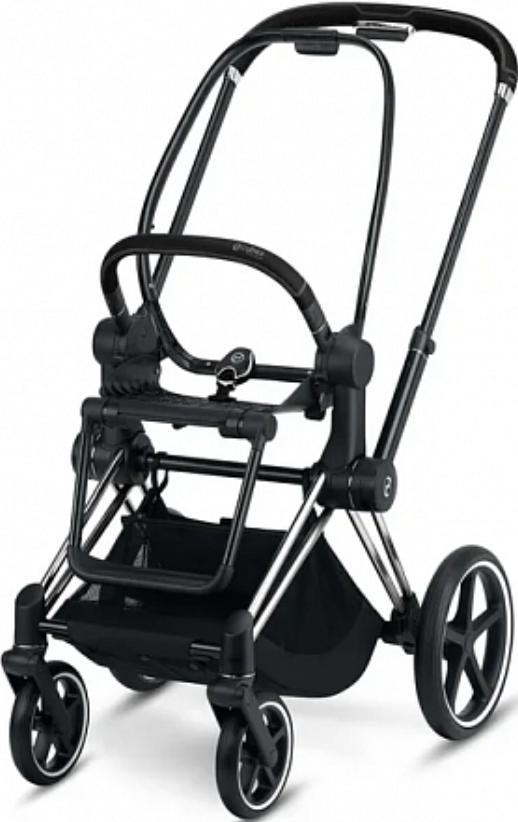 Рама для коляски Cybex 519003499 Chrome Black