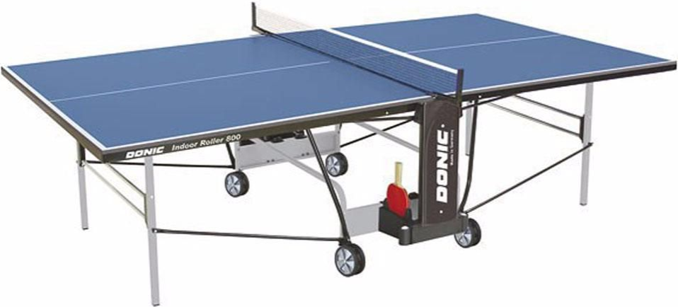 Теннисный стол Donic Indoor Roller 800 …