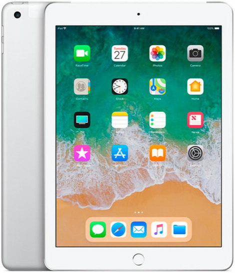 Планшет Apple iPad 2018 Wi-Fi + Cellula…