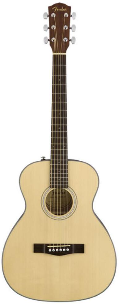 Акустическая гитара Fender CT-60S Trave…