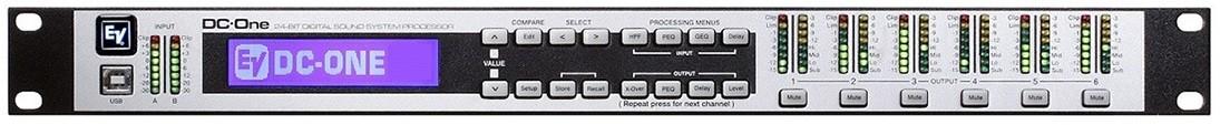 Спикер-процессор Electro-Voice DC-One