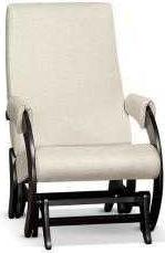 Кресло-качалка Цвет Диванов Алькор капучино 60x89x96 см