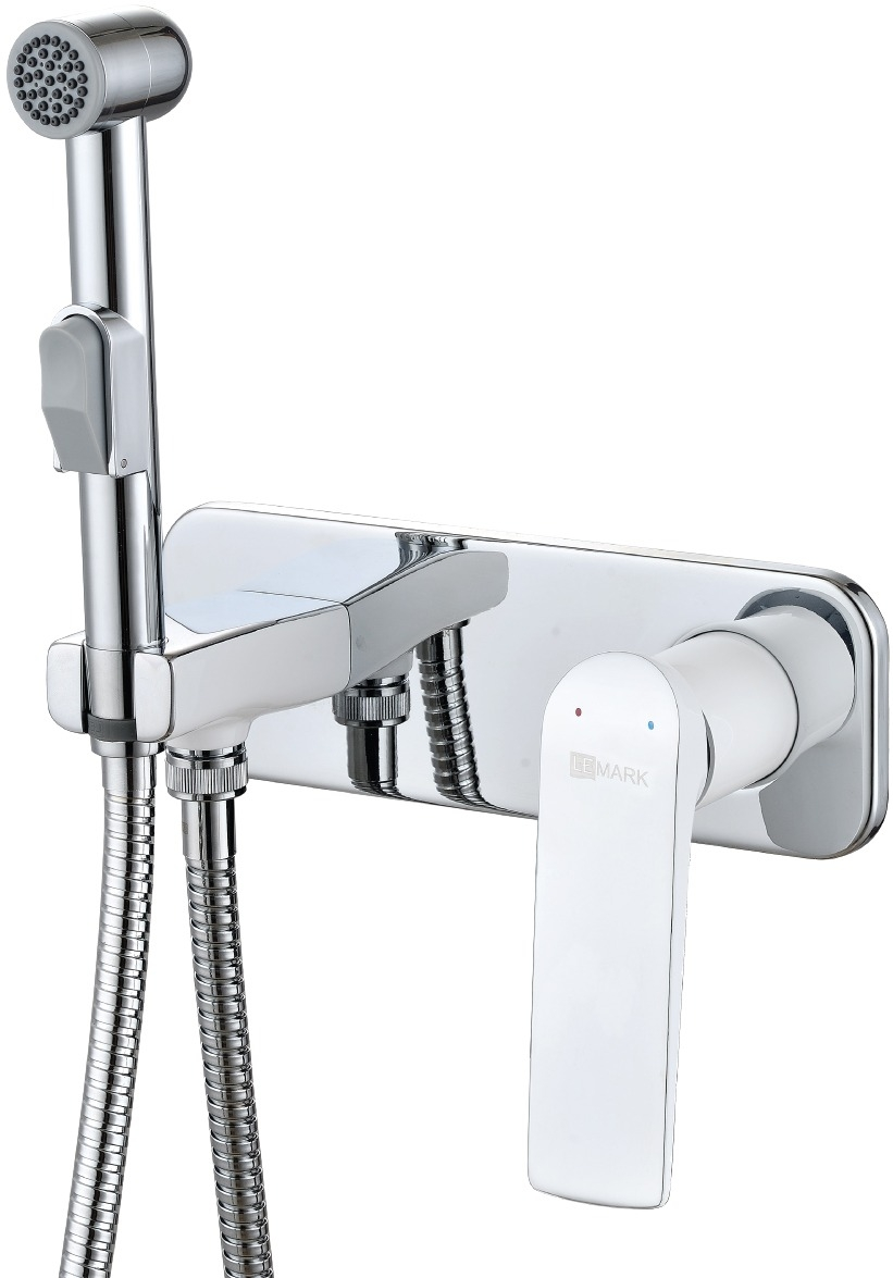 Гигиенический душ Lemark Allegro LM5919CW