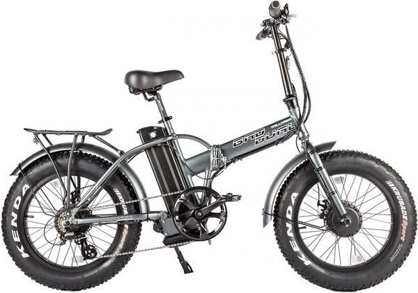 Велосипед Wellness Bad Dual New Dark Gr…