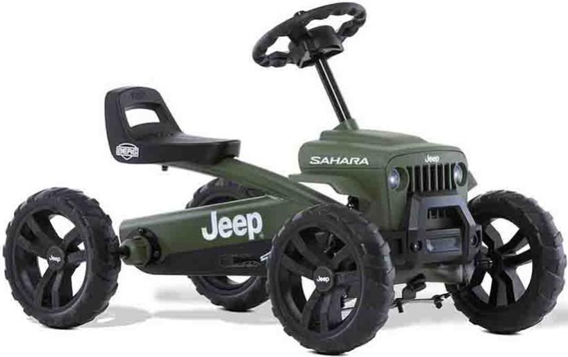 Веломобиль Berg Buzzy Jeep Sahara