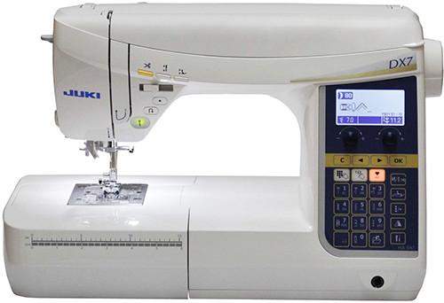Швейная машина Juki DX 7