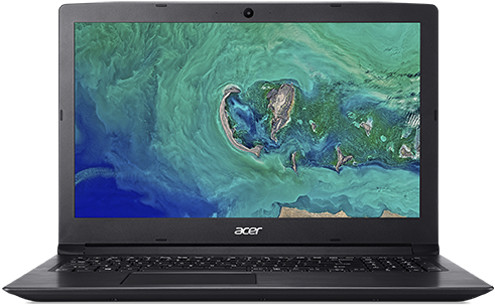"Ноутбук Acer Aspire 3 A315-53-P8FK 15,6""/2,3GHz/4Gb/500Gb/W10 Black"